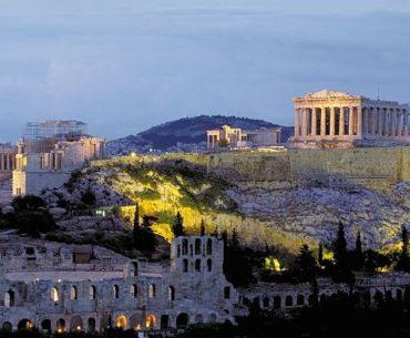 Τουρισμός στην Αθήνα