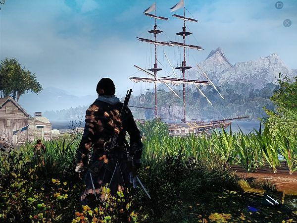 Assasin's Creed Origins VS Assasin's Creed Rogue Remastered