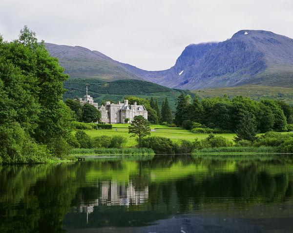 Δέκα ξενοδοχεία βγαλμένα από παραμύθι Σκωτία