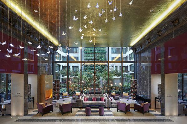 Δέκα ξενοδοχεία βγαλμένα από παραμύθι Γαλλία