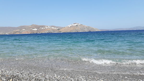 Ονειρεμένες διακοπές στην ήσυχη μαγευτική Αστυπάλαια παραλία