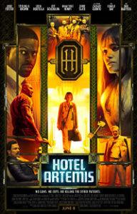 Το νέο θρίλερ με τηΤζόντι Φόστερ, Hotel Artemis