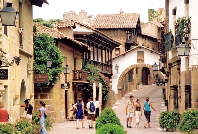 Ισπανικό Χωριό