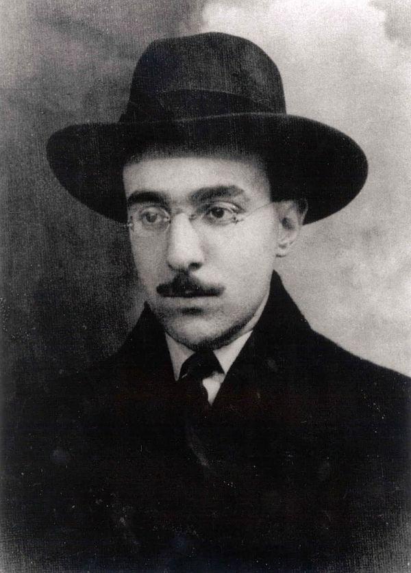 Φερνάντο Πεσσόα, ο ποιητής με τα χίλια πρόσωπα