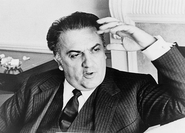Φεντερίκο Φελίνι, ένας από τους σπουδαιότερους σκηνοθέτες του σινεμά