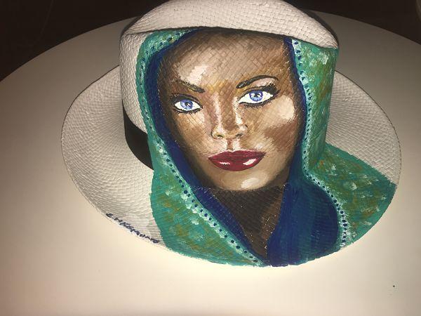 Εμμανουέλα Κουμπάρου, μία ιδιαίτερη ζωγράφος