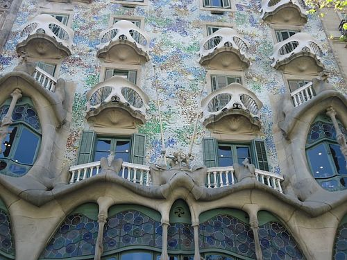Άντονι Γκαουντί, ο ιδιοφυής αρχιτέκτονας της Βαρκελώνης