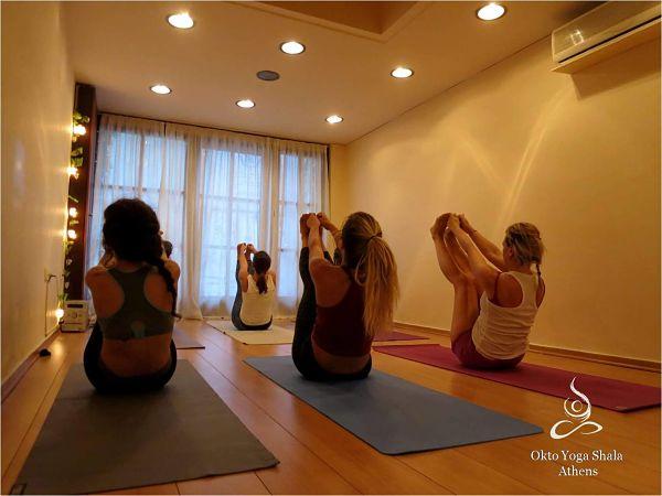 Γιόγκα, η πνευματική και σωματική άσκηση ασκήσεις