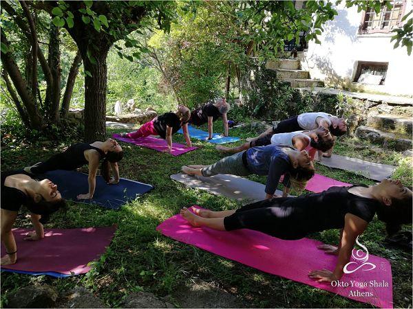Γιόγκα, η πνευματική και σωματική άσκηση χαλάρωση