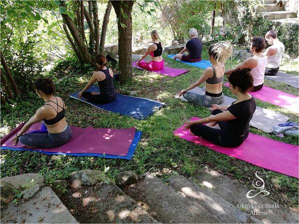 Γιόγκα, η πνευματική και σωματική άσκηση φύση
