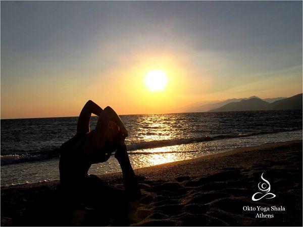 Γιόγκα, η πνευματική και σωματική άσκηση θάλασσα
