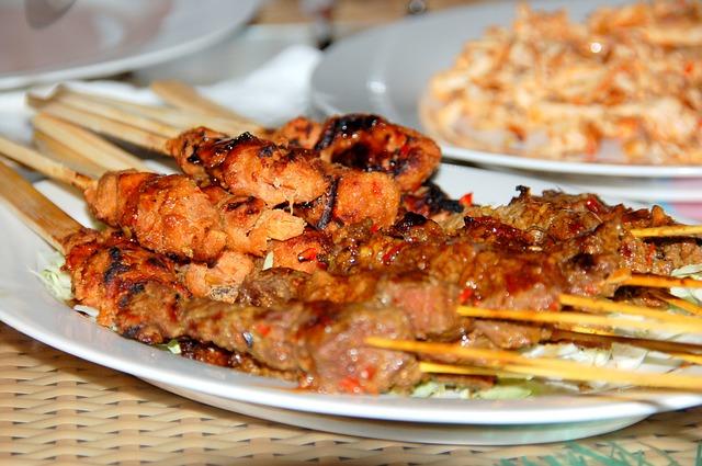 Μπαλί, ένας ειδυλλιακός προορισμός φαγητό