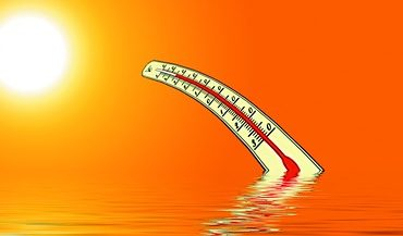 Συμβουλές επιβίωσης στον καύσωνα θερμόμετρο