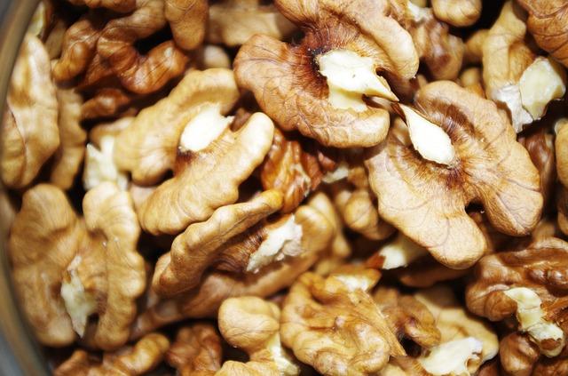 Το καρύδι και τα θρεπτικά συστατικά του καρπός