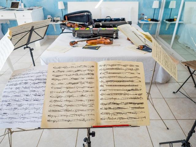 8ο Φεστιβάλ Μουσικής Δωματίου Σαρωνικού - Συνέντευξη Γιάννης Αγρανιώτης