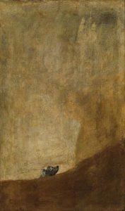 Οι μαύροι πίνακες του μεγάλου Ισπανού ζωγράφου Γκόγια