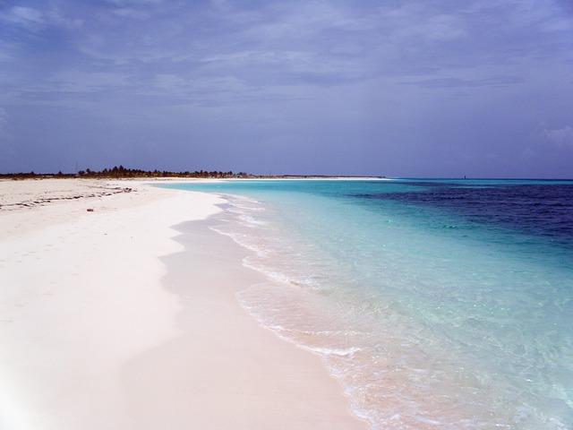 παραλία Κούβα, το στολίδι της Καραϊβικής