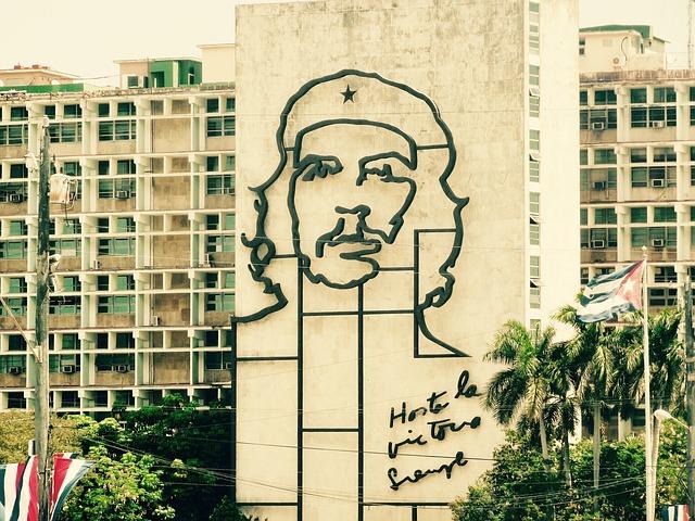 Κούβα, το στολίδι της Καραϊβικής Τσε Γκεβάρα