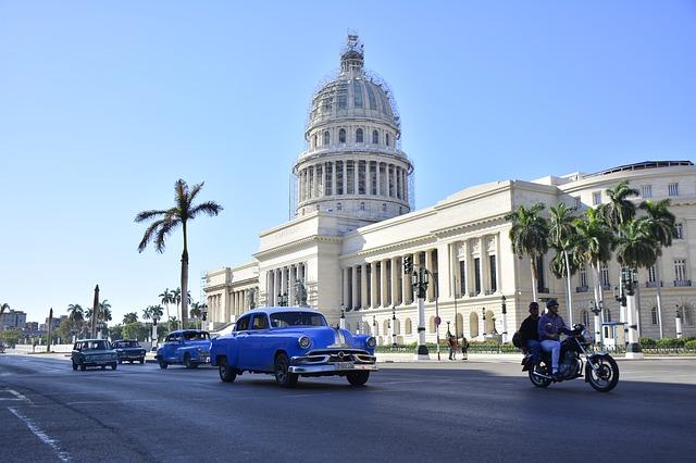 Κούβα, το στολίδι της Καραϊβικής Αβάνα