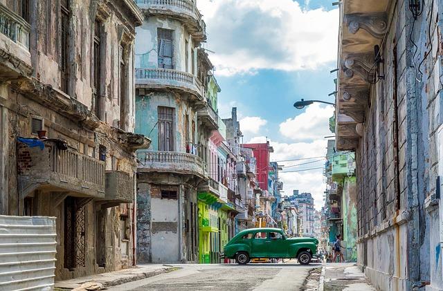 Κούβα, το στολίδι της Καραϊβικής αυτοκίνητα