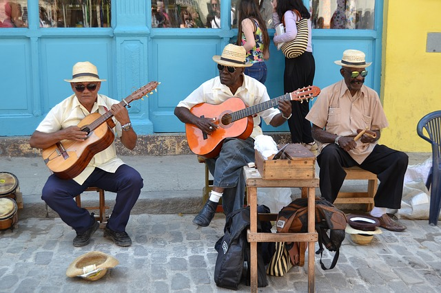 Κούβα, το στολίδι της Καραϊβικής μουσικοί