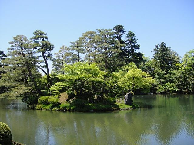 Οι μαγευτικοί κήποι της Ιαπωνίας φύση