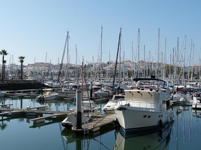 Αλγκάρβε, στην εντυπωσιακή νότια Πορτογαλία λιμάνι