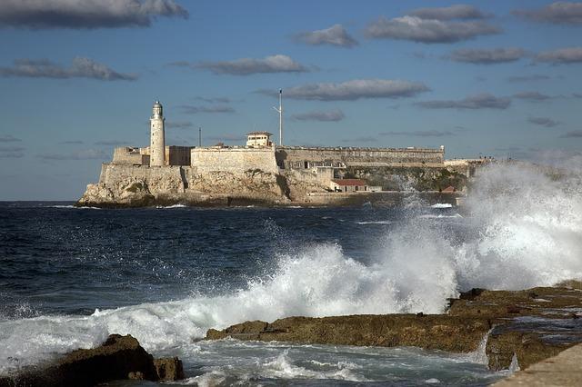 Κούβα, το στολίδι της Καραϊβικής κάστρο