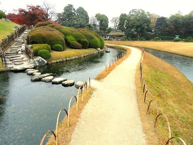 Οι μαγευτικοί κήποι της Ιαπωνίας αρχιτεκτονική
