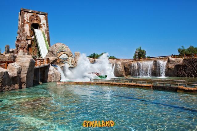 Etnaland, ένα εκπληκτικό waterpark και πάρκο διασκέδασης!