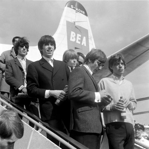 Rolling Stones, το θρυλικό ροκ συγκρότημα