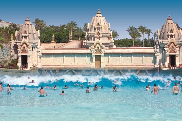 Siam Park, το waterpark της Ισπανίας που κόβει την ανάσα
