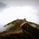 Σινικό Τείχος της Κίνας το μεγαλύτερο οικοδόμημα στον πλανήτη