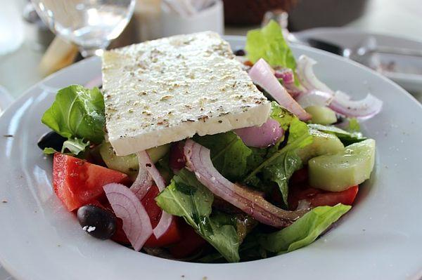 Οι διεθνείς κουζίνες και οι γεύσεις τους ελληνική κουζίνα