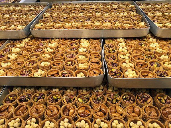 Οι διεθνείς κουζίνες και οι γεύσεις τους τουρκική κουζίνα