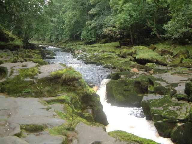 Bolton Strid, η θανάσιμη παγίδα του ποταμού Wharfe