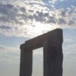 Πορτάρα: Η επιβλητική μαρμάρινη πύλη της Νάξου