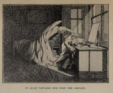 Τα Φαντάσματα του Άγγλου συγγραφέα Μ.Ρ. Τζαίημς