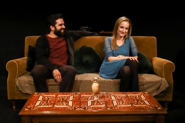 Παπακωνσταντίνου-Τσουρής: Ένα καλλιτεχνικό ζευγάρι