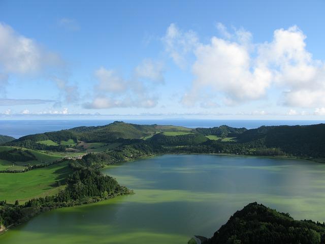 Αζόρες: Το σύμπλεγμα εννέα νησιών