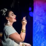 Η Κατερίνα Δαμβόγλου γράφει ως Frida Kahlo