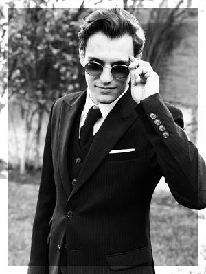 Ο αξιολάτρευτος ηθοποιός Σταύρος Σβήγκος