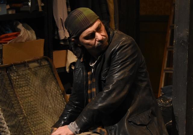Ο ηθοποιός Δημήτρης Αλεξανδρής εφ' όλης της ύλης