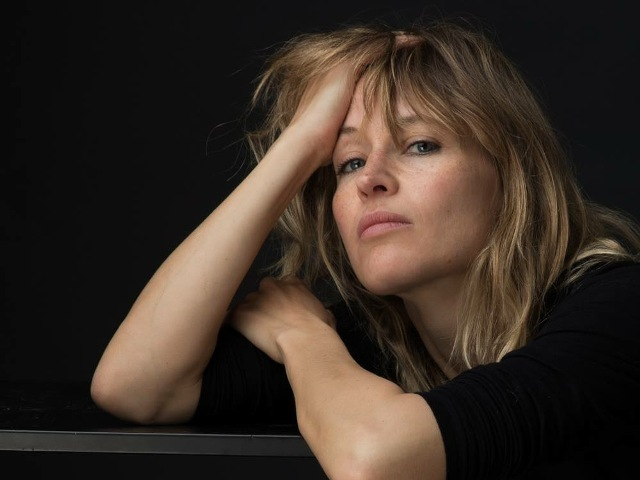 Η Ισπανίδα ηθοποιός Marta Larralde στο Umano