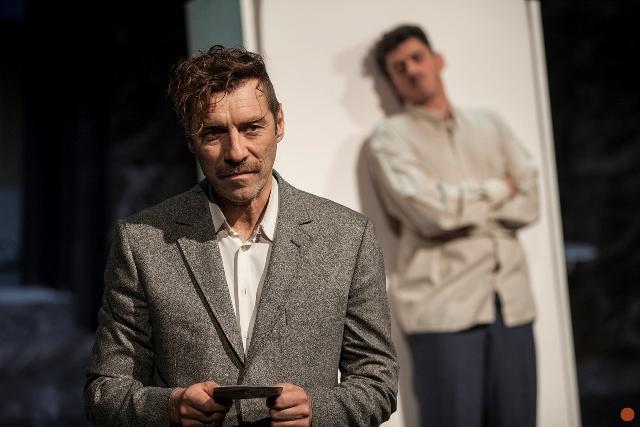 Ο εξαιρετικός ηθοποιός Γιάννης Στάνκογλου στο Umano