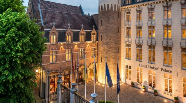 Τα πιο εντυπωσιακά ξενοδοχεία-κάστρα της Ευρώπης