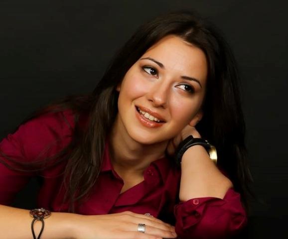 Η συνθέτις και πιανίστρια Μαρία Κοτρότσου