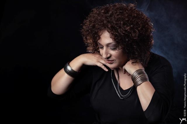 Η ταλαντούχα ερμηνεύτρια Ερωφίλη στο Umano