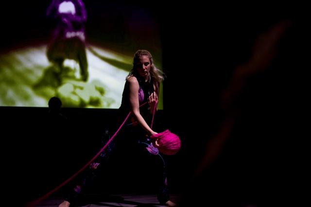 Η χορογράφος και εμψυχώτρια κίνησης Βίκυ Βασιλοπούλου