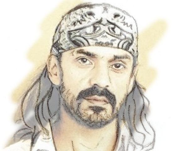 Ο Χαΐνης Δημήτρης Αποστολάκης στο Umano